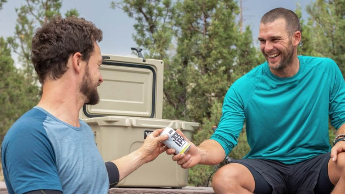 best cooler for car camping